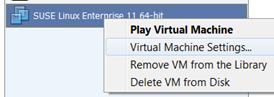HANA VM second hard disk is added